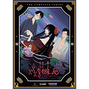 Xxx holic the seventh season work
