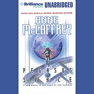 Pegasus in Space: Talents Series, Book 3 | [Anne McCaffrey]