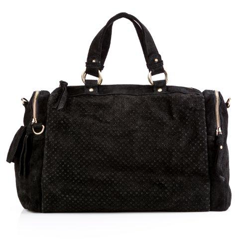 Reisetasche HOLY von FEYNSINN, Sporttasche schwarz