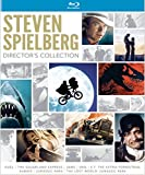 Steven Spielberg Directors Collection (Jaws / E.T. The Extra-Terrestrial / Jurassic Park / The Lost World: Jurassic Park / Duel / The Sugarland Express / 1941 / Always) [Blu-ray]