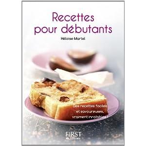 Le petit livre des recettes pour d butants poche - Cuisine pour les debutants ...