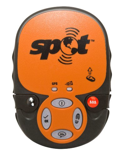 Spot2 Personal Tracker Satellite GPS Messenger - Orange