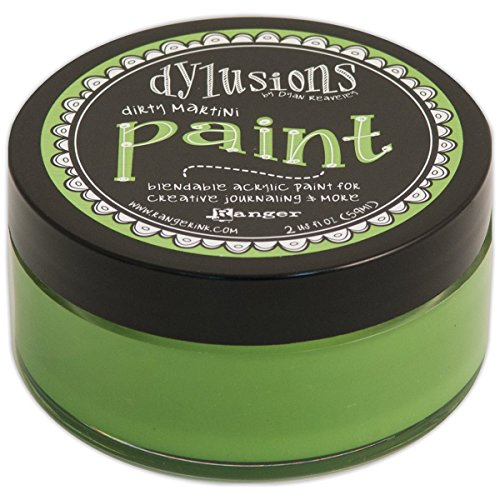 ranger-dirty-martini-dylusions-pintura-color-verde