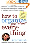 How to Organize (Just About) Everythi...