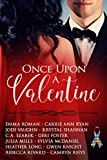 img - for Once Upon A Valentine book / textbook / text book