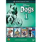 Disney Dogs 1 DVD Set