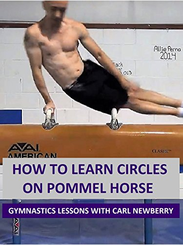 How to Learn Circles on Pommel Horse