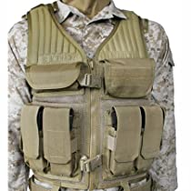 BLACKHAWK! Omega Elite Tactical Vest Number 1 - Olive Drab