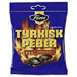 Fazer Tyrkisk Peber Original - Hot Salmiak and Pepper Candy 150g