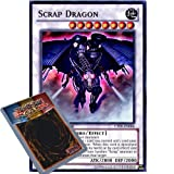 YuGiOh : CT09-EN006 Limited Ed Scrap Dragon Super Rare Card - ( Yu-Gi-Oh! Single Card )