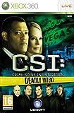 CSI: Crime Scene Investigation Deadly Intent (Xbox 360)