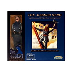 ONE OF THE BRAVE THE MASKED HERO