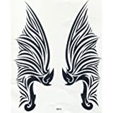 GGSELL GGSELL Hot Selling Extra Large New Design Big Size 7.87 X 8.66 Inches Waterproof Angel Wings Temporary...