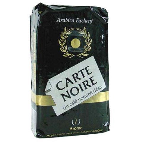 Coffee Carte Noire Authentic Imported French
