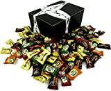 Bali's Best 6-Flavor Coffee and Tea Candy Assortment, 1 lb Bag in a Gift Box thumbnail