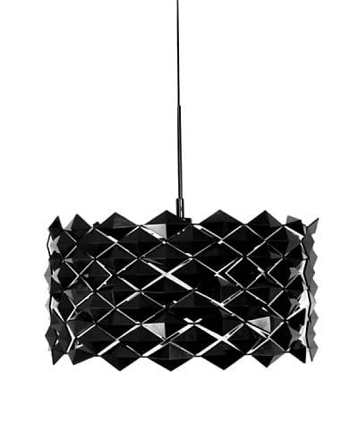 Kirch & Co. Black Jack Pendant Lamp, Black