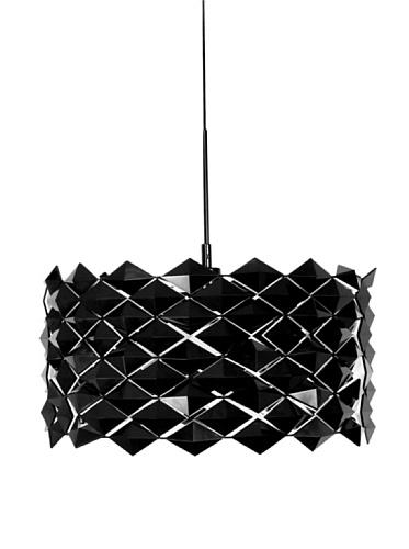 Kirch & Co. Black Jack Pendant Lamp, Black