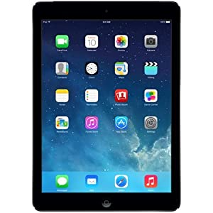 Apple iPad Air MD789LL/A Wi-Fi 32GB, 9.7 (Certified Refurbished) at Electronic-Readers.com