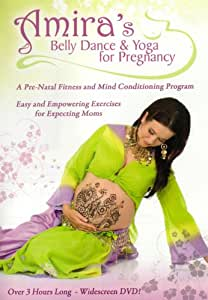 Amira's Belly Dance & Yoga For Pregnancy Prenatal Exercise