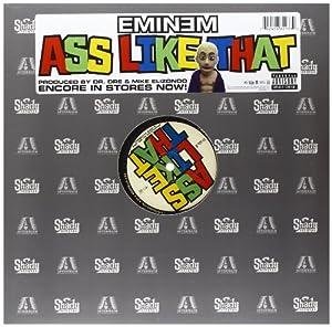 """Ass Like That [12"""" VINYL]"""