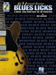 101 Must-Know Blues Licks Tab Book/Cd