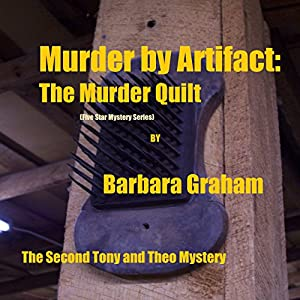 Murder by Artifact Audiobook