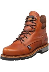Thorogood Men's American Heritage Six-Inch Non-Safety Work Boot