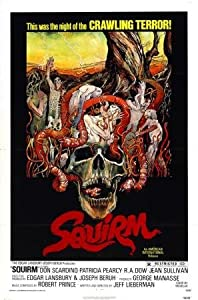 """Squirm Movie Poster 24""""x36"""""""