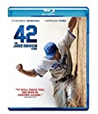 42 (Blu-ray + UltraViolet Digital Copy)
