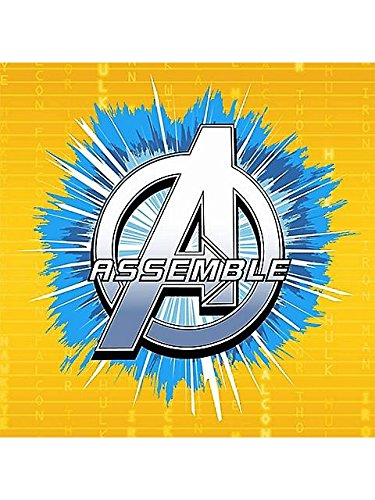 Avengers Assemble Beverage Napkin Napkins (16 per package)