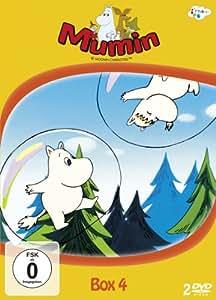 Mumins Box 4 [2 DVDs]