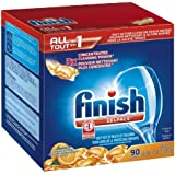 Finish Gelpacs, Orange (180 Count)