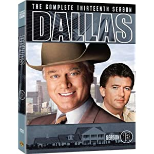 Dallas - Season 13 [STANDARD EDITION] [Import anglais]