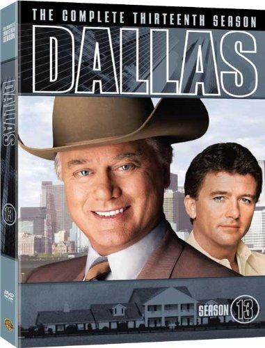 Dallas - Season 13 [DVD]