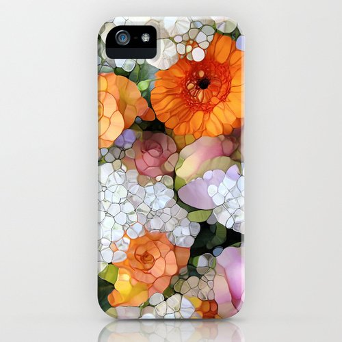 すぐお届け!!日本未発売Society6 iPhone 5/5S ケース
