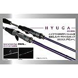 メガバス(Megabass) ロッド HYUGA(ヒューガ) 66ML