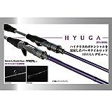 メガバス(Megabass) ロッド HYUGA (ヒューガ)69L-S