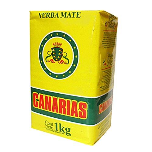 Canarias' Yerba Mate 2.2 Lb