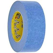 ScotchBlue Industrial Masking Tape 2750 Blue, 48 mm x 55 m (Pack of 1)