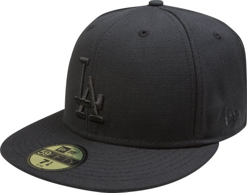 Los Angeles Dodgers New Era MLB Basic 59Fifty Fitted Hat 7 1