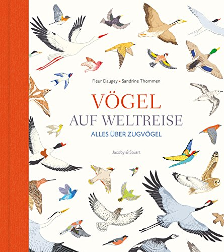 Vögel auf Weltreise: Alles über Zugvögel