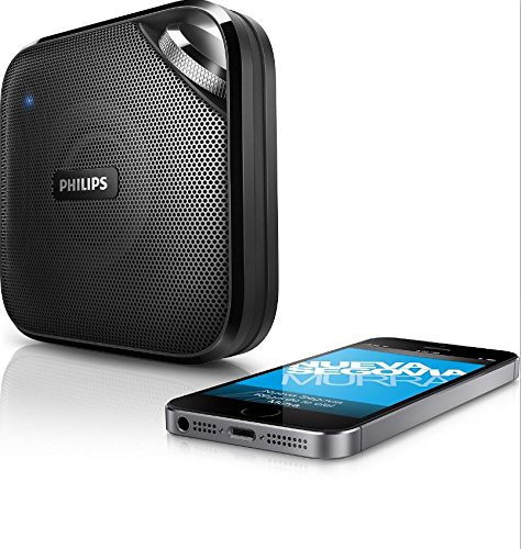Philips Bluetooth Speaker Portable: ★FREE SHIPPING★Philips BT2500B/37 Compact Wireless Portable Bluetooth Speaker