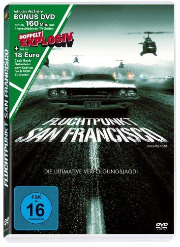 Fluchtpunkt San Francisco (+ Bonus DVD TV-Serien)