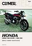 img - for Honda Cb900 - 1100 Fours, 1980-1983: Service, Repair, Performance book / textbook / text book