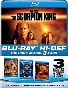The Rock Collection [Blu-ray]