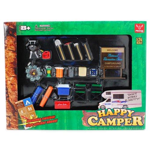 Happy Camper Set (Camper Model Kits compare prices)