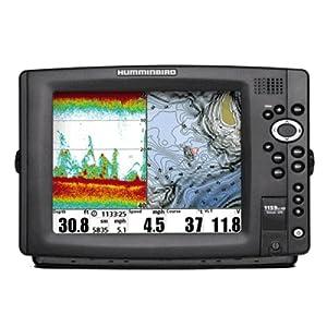 HUMMINBIRD 1159ci HD XD 10.4 Combo GPS Sonar, MFG# 409210-1, 10.4 color LCD,... by Humminbird