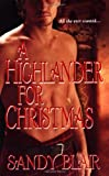 img - for A Highlander for Christmas book / textbook / text book