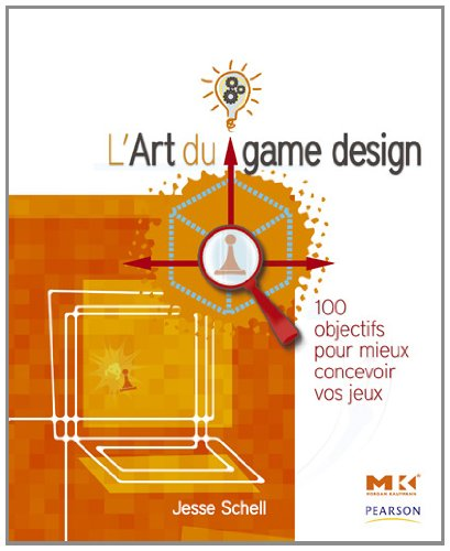 L' art du game design-visual