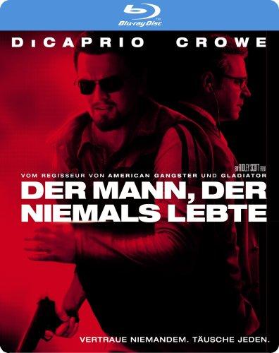Der Mann, der niemals lebte (Special Edition im Steelbook) [Blu-ray]